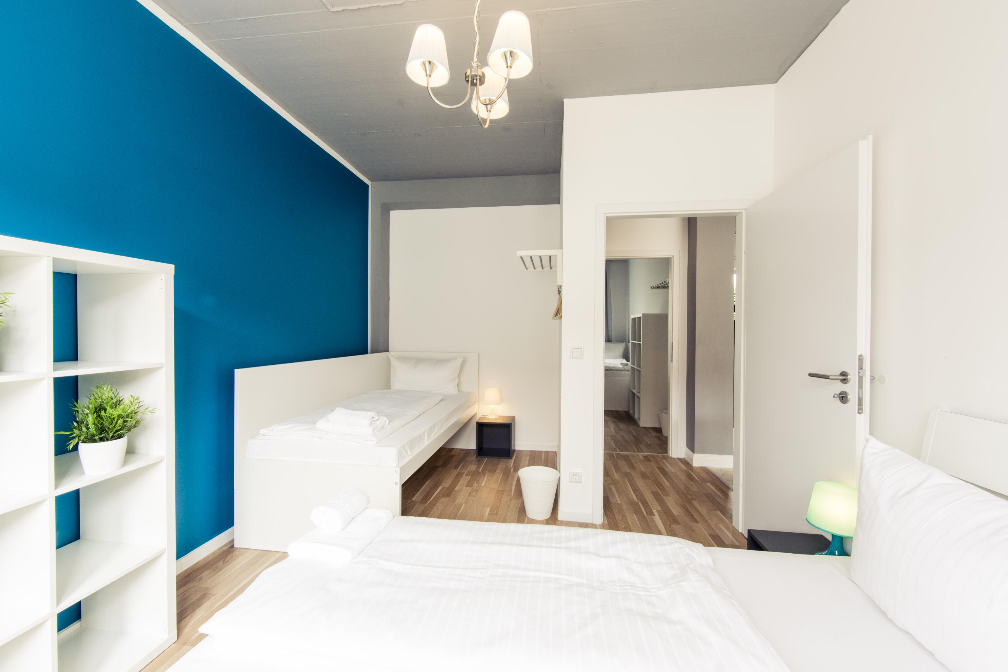 Schlafzimmer 2 Hevals Grand Appartments